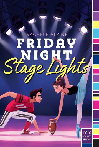 Friday Night Stage Lights by Rachele Alpine