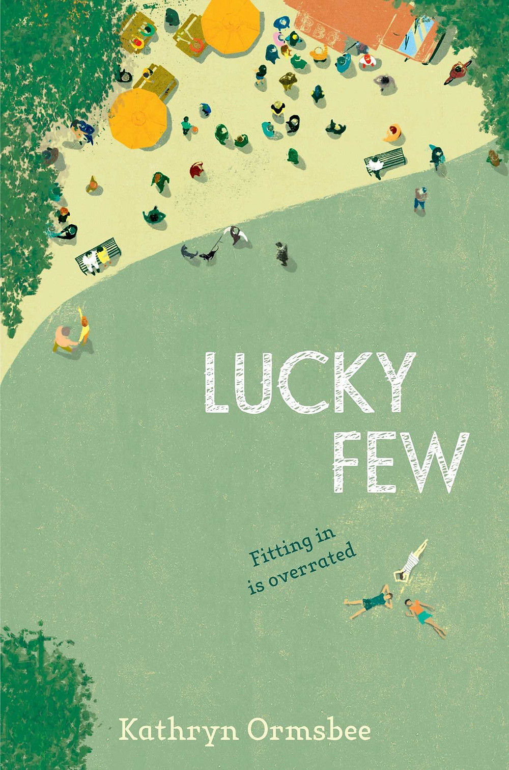 Lucky Few by Kathryn Ormsbee
