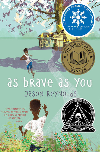 As Brave as You by Jason Reynolds
