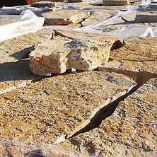 Pedra para pavimentação
