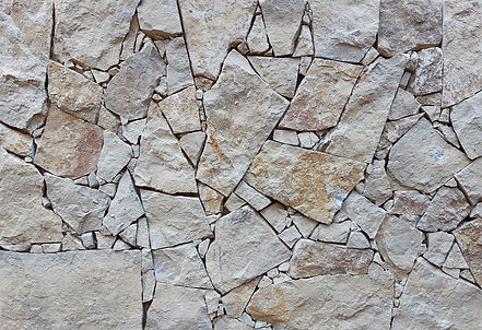 Lajes rústica de pedra serrada