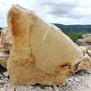 Pedra para cascatas, lagos, piscinas e jardins