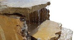 pedra para cascatas artificiais