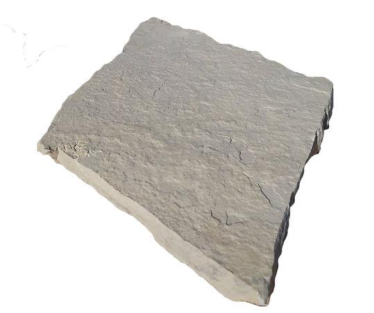 Laje de pedra rústica