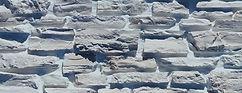pedra para paredes exteriores