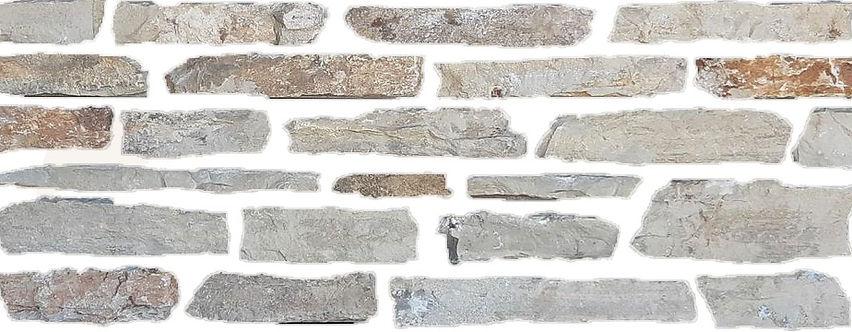 Bordas de pedra natural