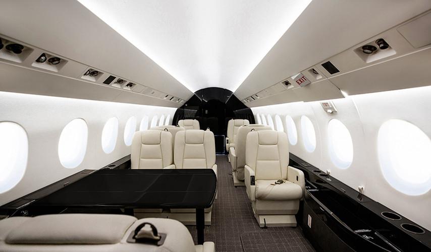 Falcon2000LX-Interior2-DavinciJet