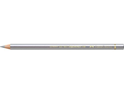 kleurpotlood Faber-Castell Polychromos 251 zilver