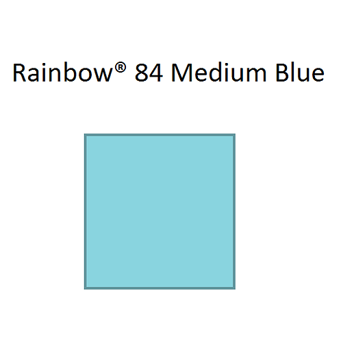 Rainbow® 84 Medium Blue A4