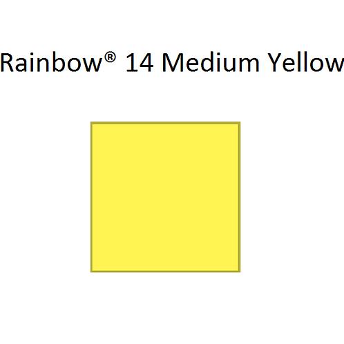 Rainbow® 14 Medium Yellow A4