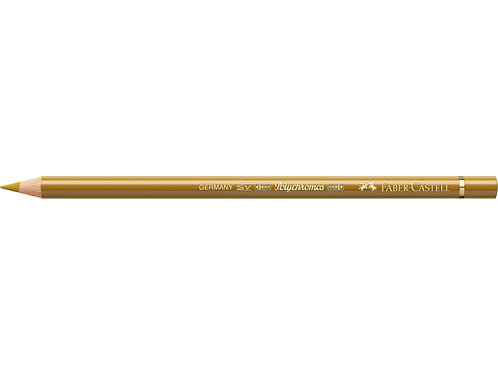 kleurpotlood Faber Castell Polychromos 268 groen/goud