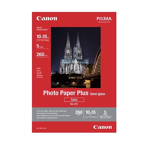 Canon SG-201 10 x 15 cm 5 sheets