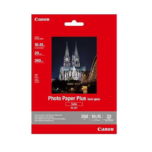 Canon SG-201 Semi Glossy 10 x 15 cm 20 sheets