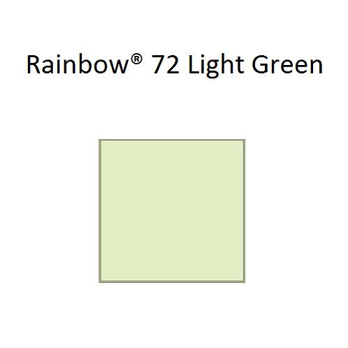 Rainbow® 72 Light Green A4