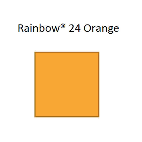Rainbow® 24 Orange A4