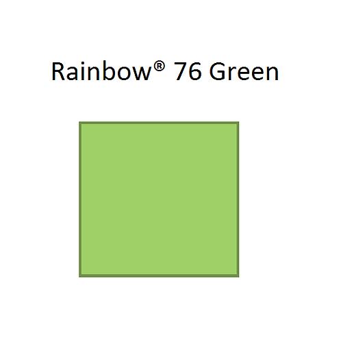 Rainbow® 76 Green A4