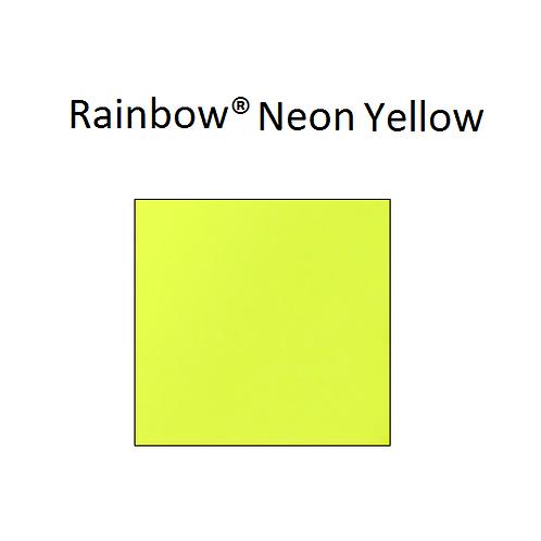 Rainbow® Neon Yellow A4