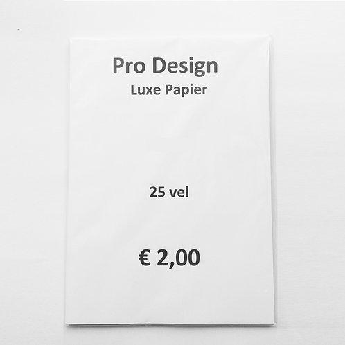 Rey Pro Design A4 Papier 25 Vel