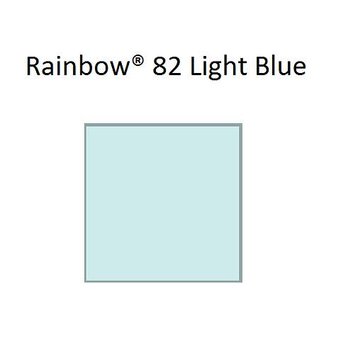 Rainbow® 82 Light Blue A4