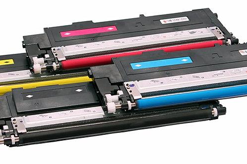 Set 4x kompatibel Toner voor Samsung P4092C