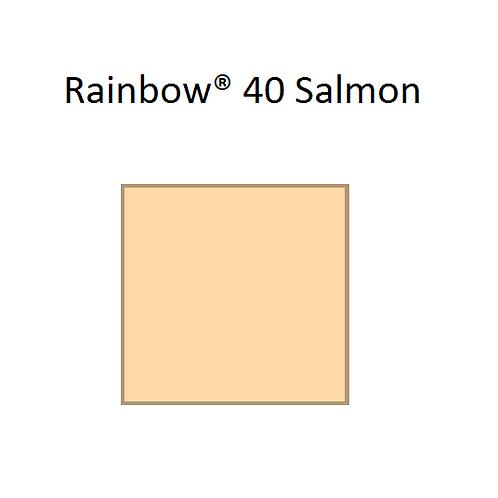 Rainbow® 40 Salmon A4