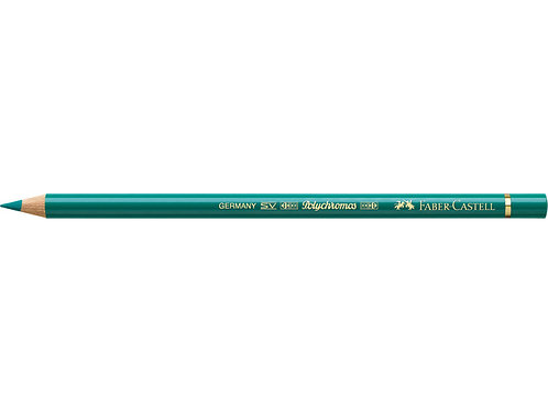 kleurpotlood Faber Castell Polychromos 276 chroom groen fel