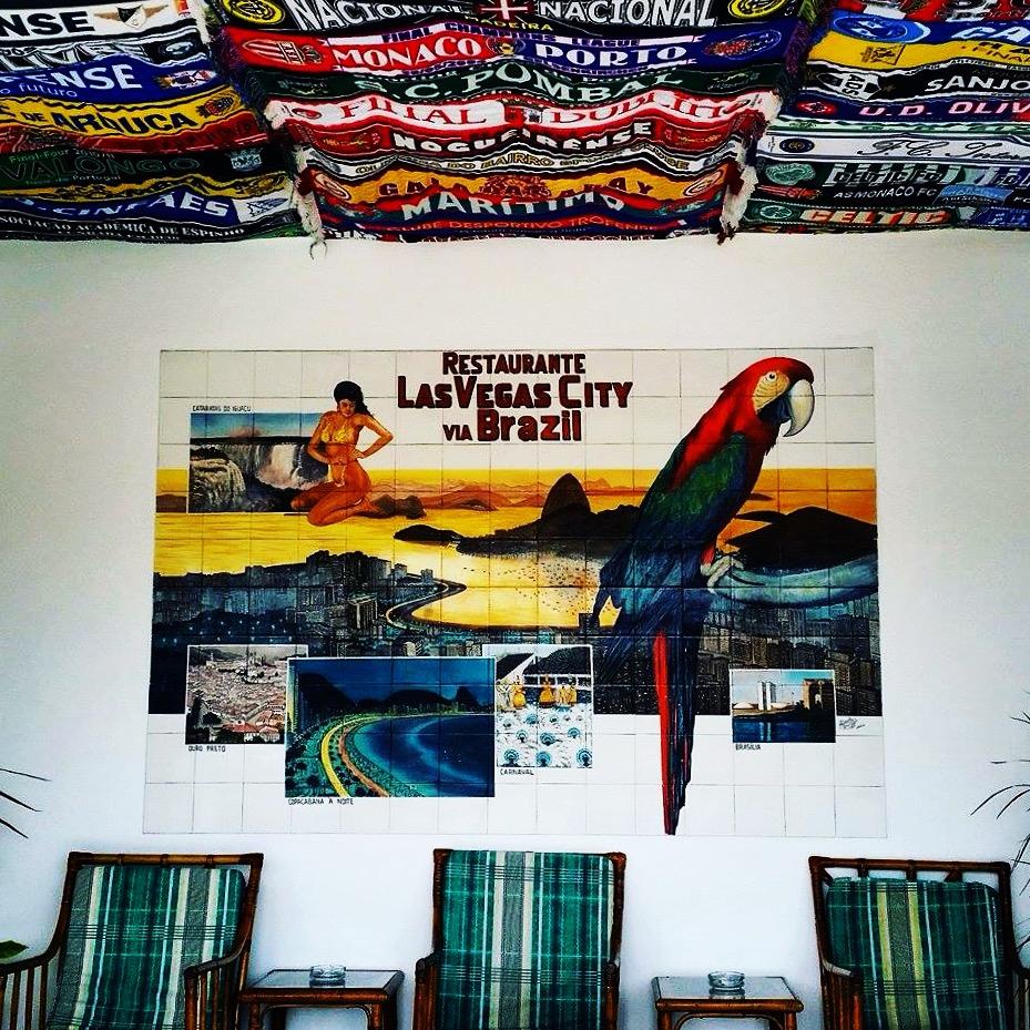 Restaurante Las Vegas Via Brasil