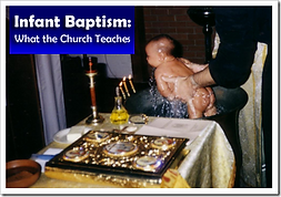 Infant Baptism What the Church Believes.