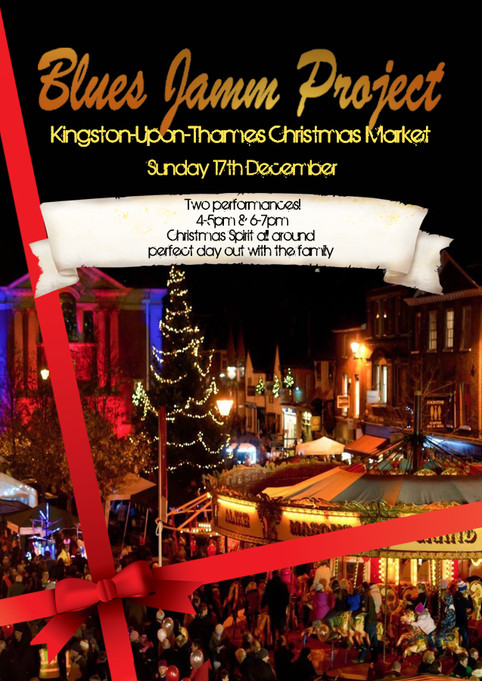 Join us at the Kingston Christmas Market this Sunday!