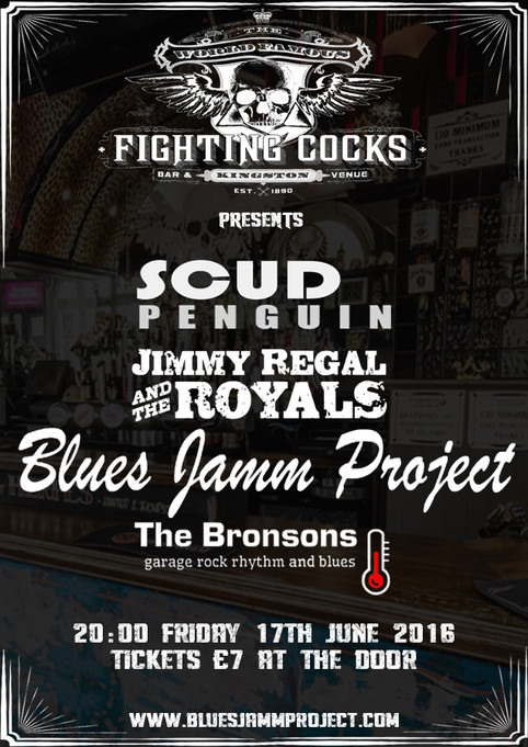 Our next Gig on the 17th June