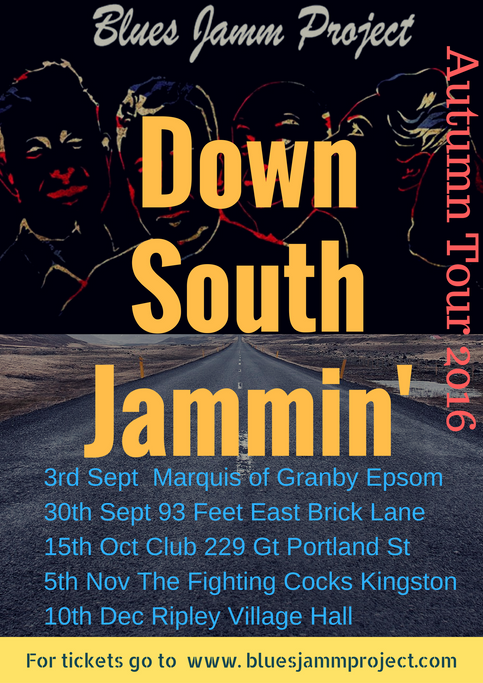 Down South Jammin' Tour 2016