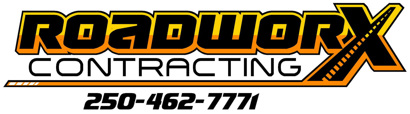 ROADWORX CONTRACTING LOGO