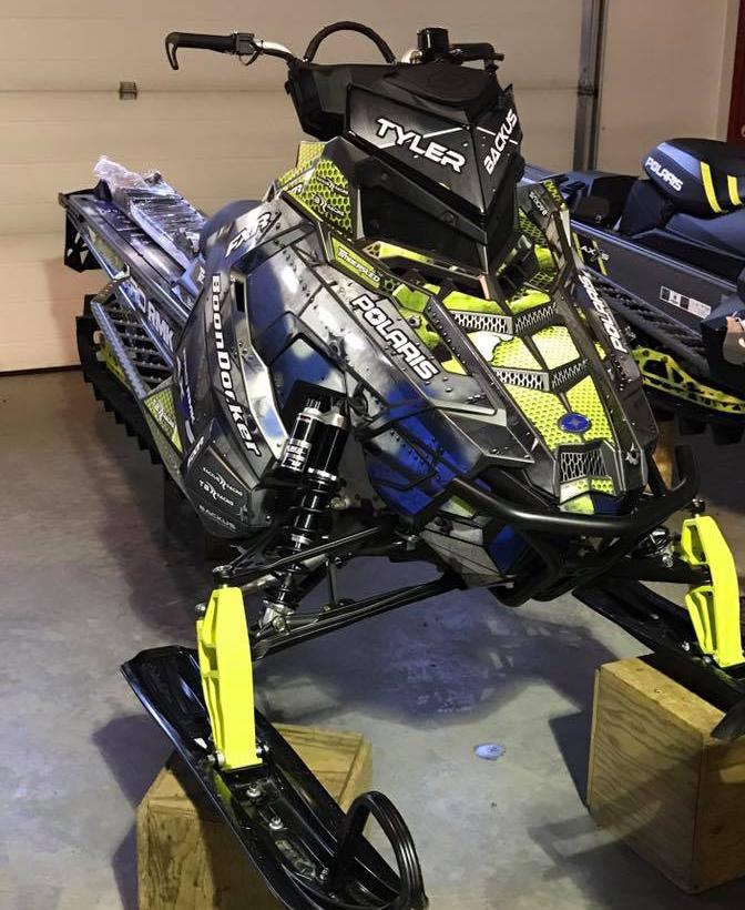 rivet sled