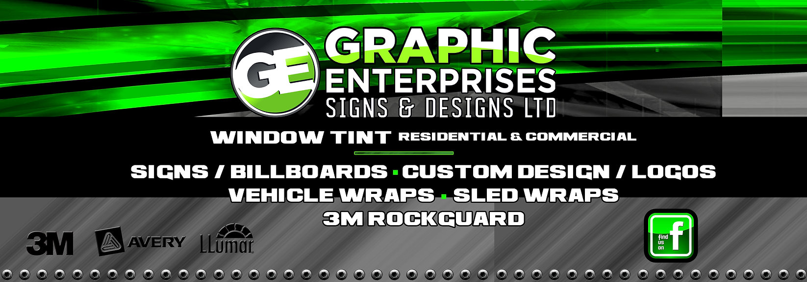 Graphic Enterprises Vernon