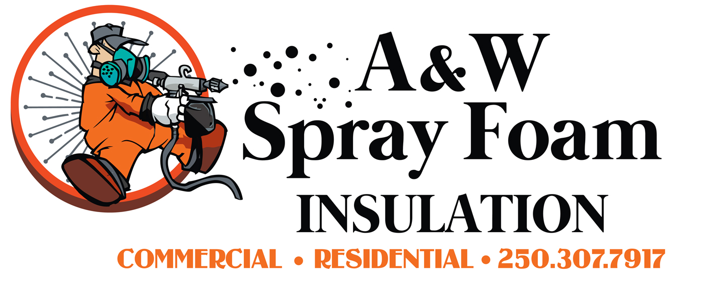 A&W Spray Foam Insulation logo