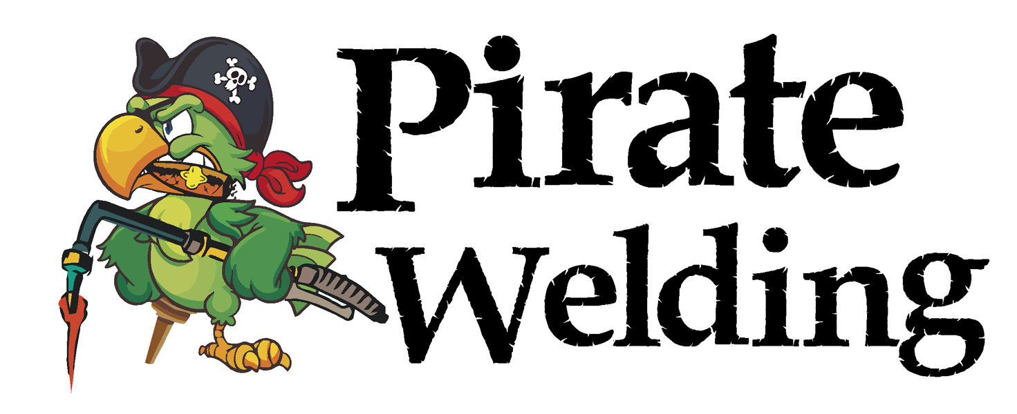 PIRATE WELDING LOGO