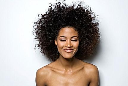 Afro belleza