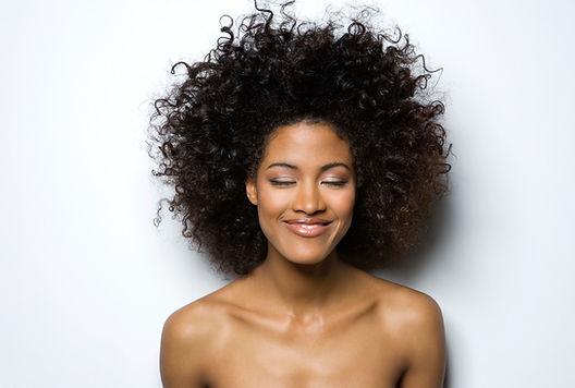 Afro hair