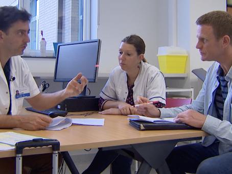 Buscando uma cura para o HIV: centro de pesquisa belga estuda recuperação viral