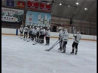 В минувшие выходные в ледовом дворце состоялся матч