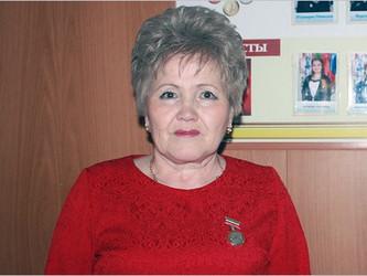 Заслуженный учитель Республики Татарстан