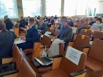 В Чебаркуле выбрали председателя Собрания депутатов VI созыва