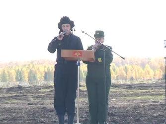 В Чебаркуле состоялось самое ожидаемое событие октября - Уральский танковый фестиваль