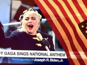 Fan Favorites Sing in a New Presidency