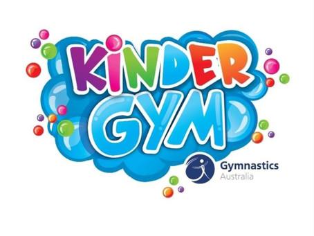 Kindy Gym @ Wide Bay Gymnastics