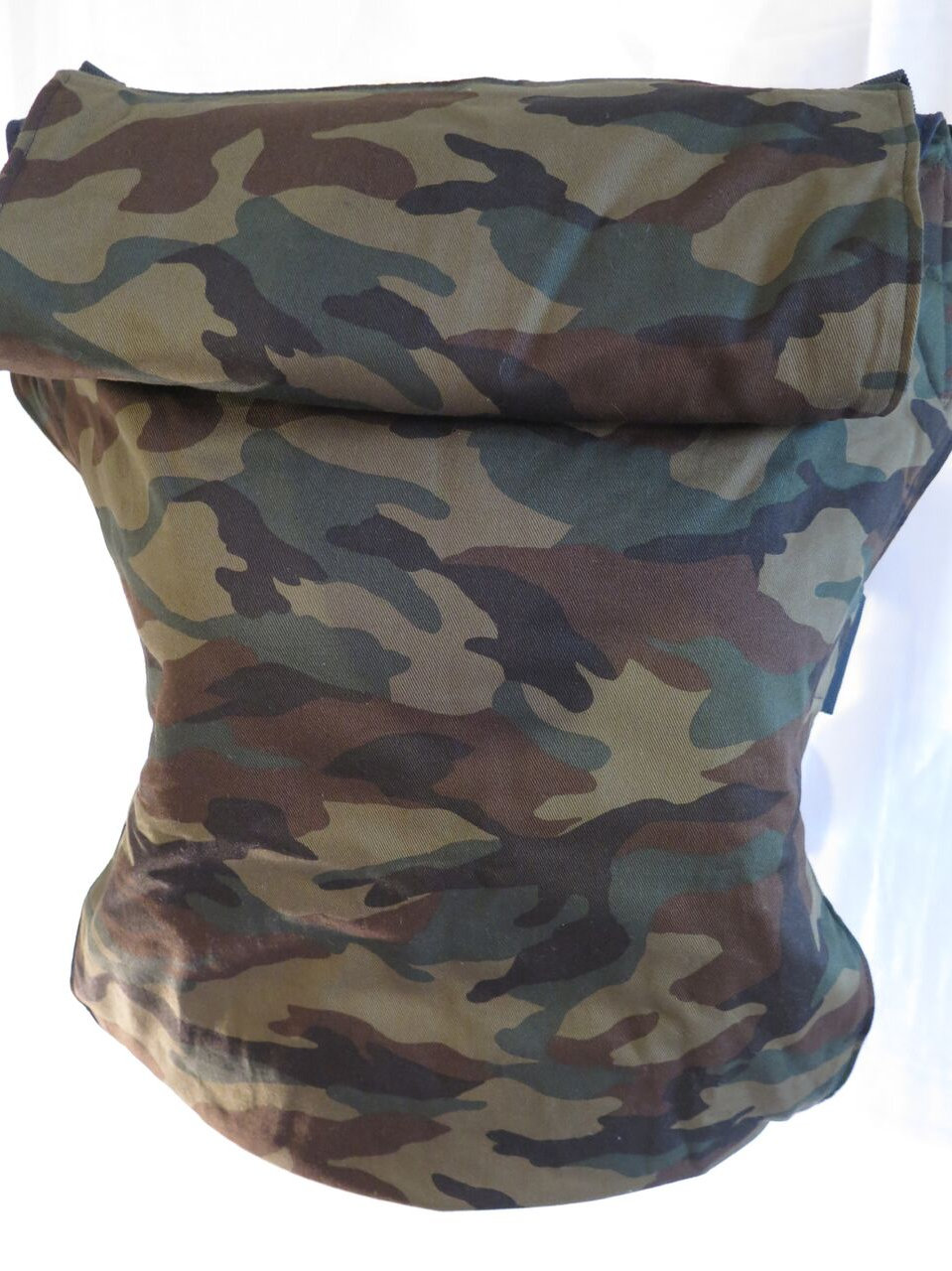 Connecta Camouflage Baby Carrier