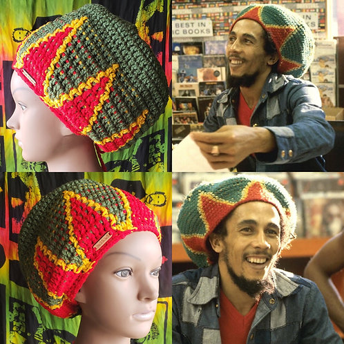 "The ""Bob Marley"" Crown"