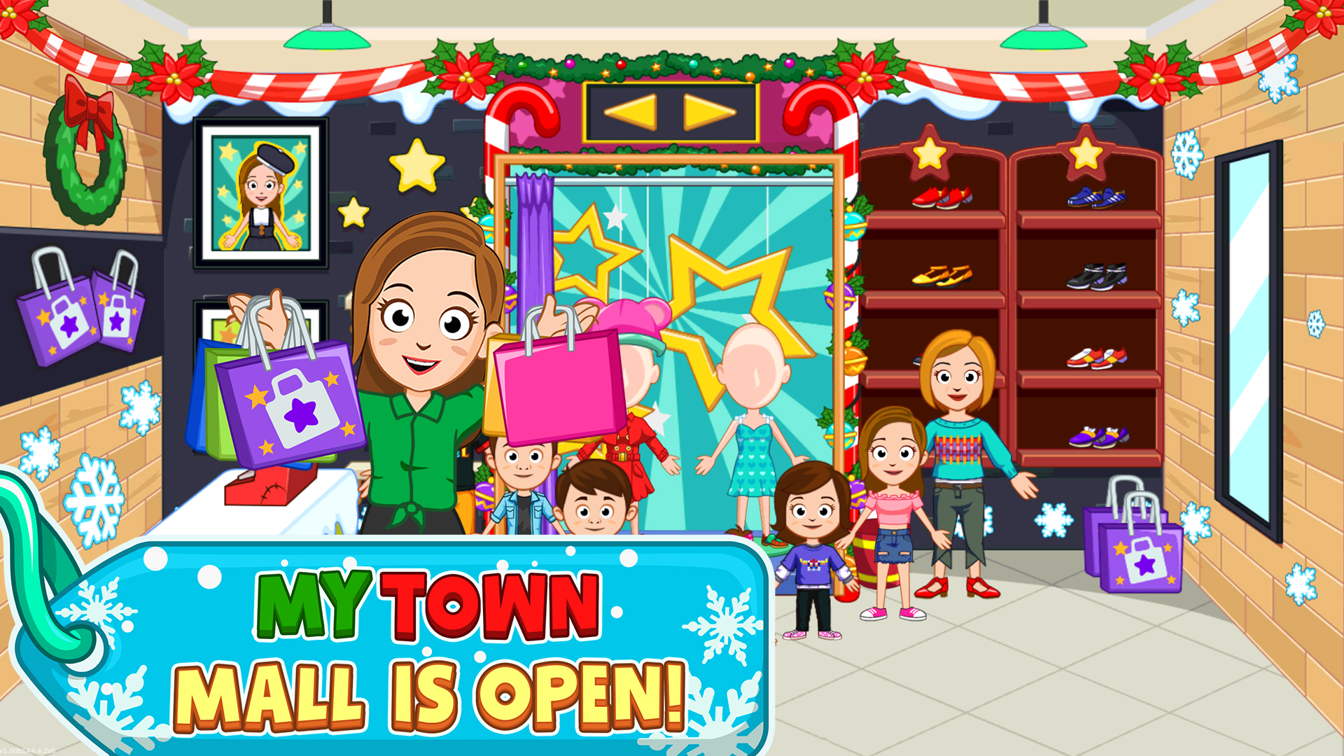mall is open