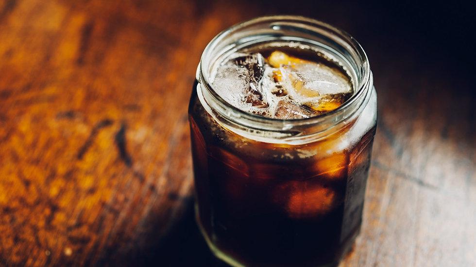 Cold Brew - BLACK COFFEE