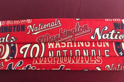Nationals Mask